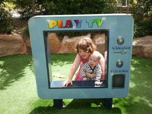 Grace and Jacob on Play TV
